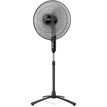 Ufesa SF1400 - Ventilador de Pie, 40cm diámetro, 5 Hélices para ...