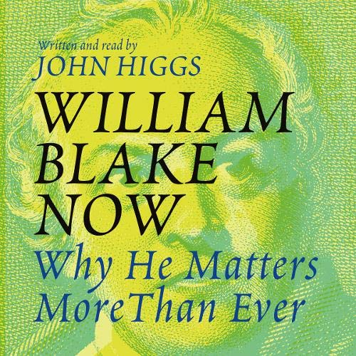 William Blake Now  By  cover art