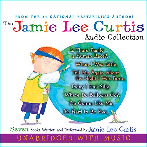 The Jamie Lee Curtis Audio Collection audiobook cover art
