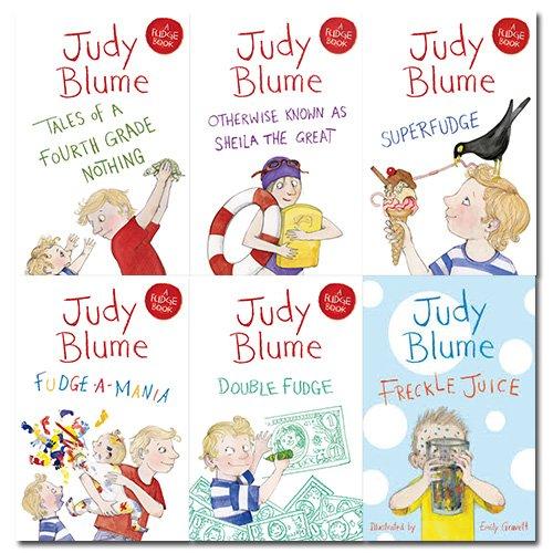 Judy Blume Collection 6 Books Bundl…