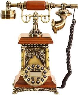 Classic Retro Old Telephone Button Landline Home Office Decoration Decoration Retro Landline
