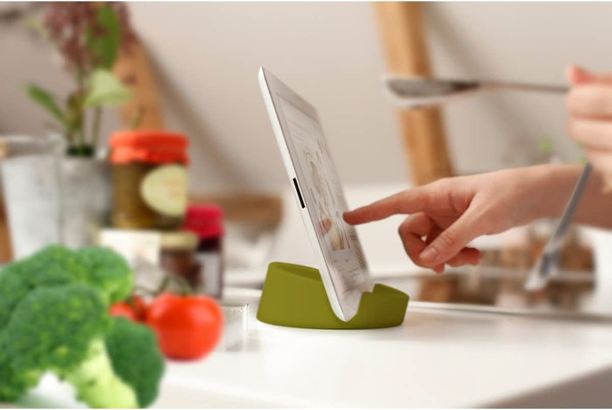 Bosign TABLET STAND/COOKBOOK STAND - in Green