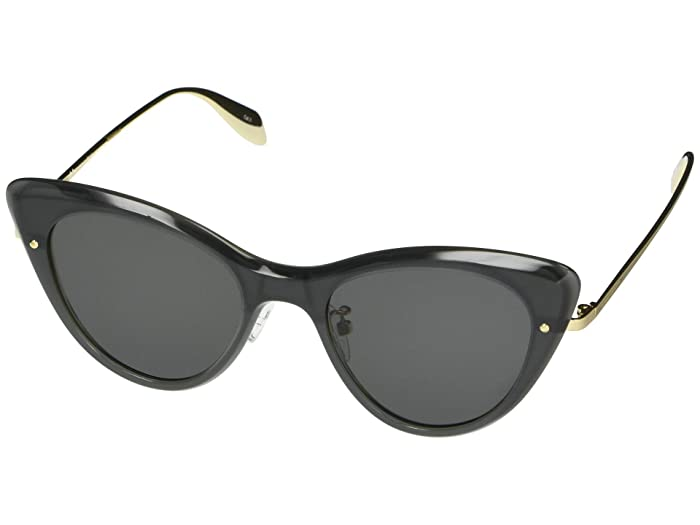 Alexander McQueen  AM0233S (Grey) Fashion Sunglasses