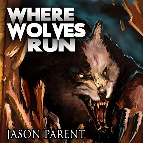 Where Wolves Run  By  cover art