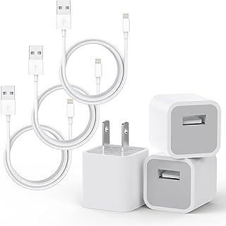 iPhone Charger,ZUQIETA 3Pack (Apple MFi Certified)...