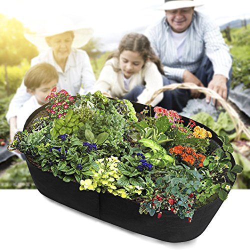Grand sac de plantation pour jardin, légumes, salade, tomates