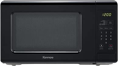 Kenmore Black 70719 Countertop Microwave, 0.7 cu. ft