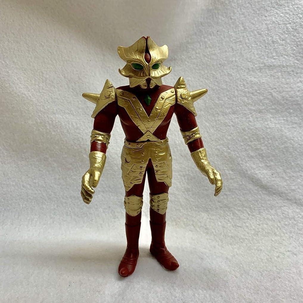 分数観察怠けたエースキラーフィギュア 高さ16.5cm ソフビ 人形 ウルトラマン キャラクター
