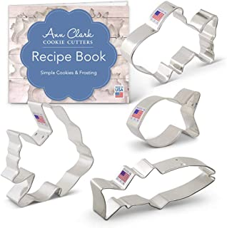 Best tiny goldfish cookie cutter Reviews