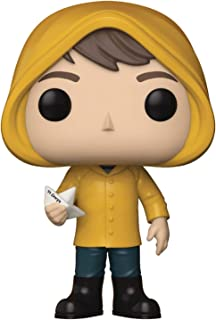 Funko POP! Movies: IT Georgie with Boat Collectible Figure, Multicolor