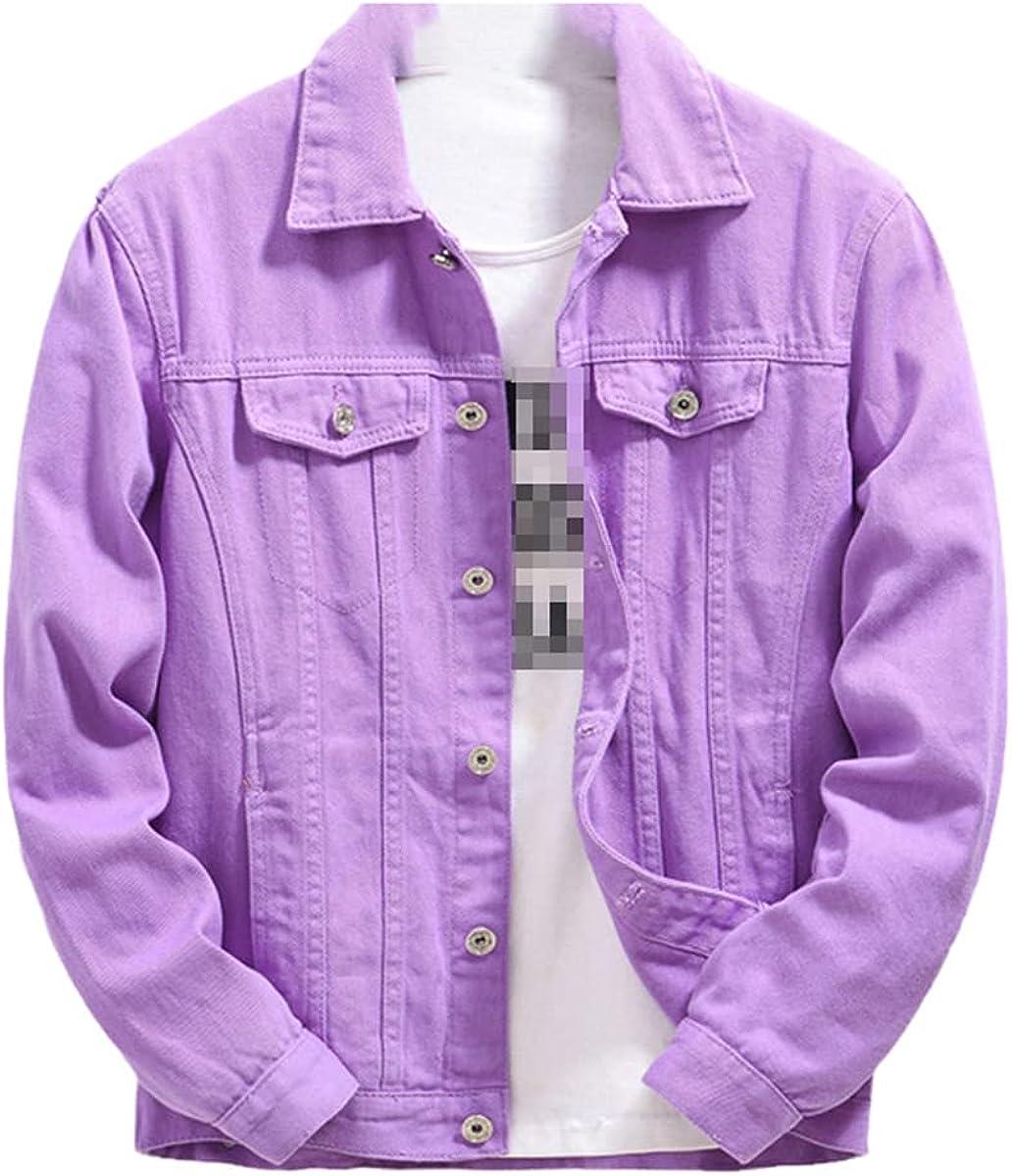 Slim Men's Jackets And Coats Casual Vest Jeans Jackets