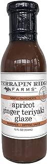Terrapin Ridge Farms Glaze Apricot Ginger Teriyaki, 12 Ounce (Apricot Ginger Teriyaki, 12 Ounce)