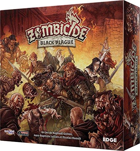 Zombicide Black Plague - Asmodee - Jeu de société - Jeu...