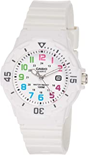 Casio Women's Resin Band Watch, Analog Display