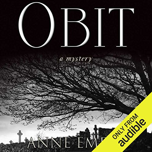 Obit audiobook cover art