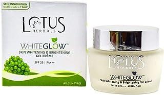 Lotus Herbals White Gel Creme and Serum Glow Kit
