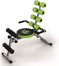 Gymform AB Celerate buiktrainer, zwart/groen
