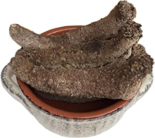 DABC OAK LANDsample 50g Wild Caught,Sun Dried Alaska Red Sea Cucumber All Natural Nutritious,阿拉斯加红刺海参高泡发 15-20pcs /LB AC 031#L