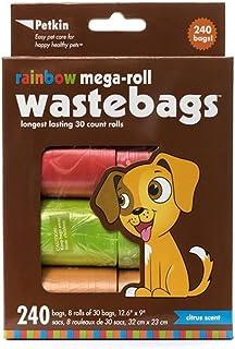 Petkin Mega-Roll Wastebags
