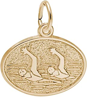 Rembrandt Charms Synchronized Swimming Charm