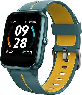 Smartwatch Män Kvinnor UMIDIGI Uwatch3 GPS 1,3 tums pekskärm Personlig urtavla Fitnessarmband Pulsmätare Sömnvakt Vattentä...