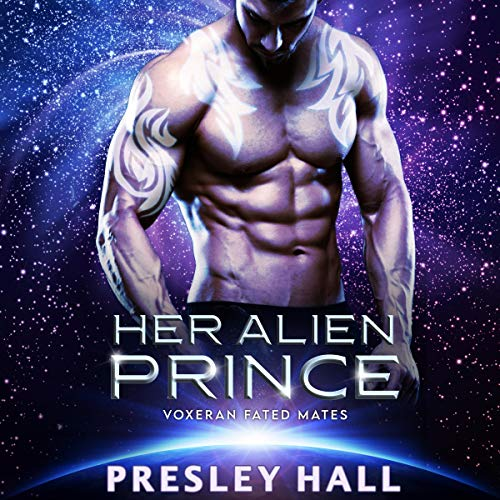 Her Alien Prince cover art