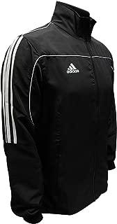 adidas Martial Arts Taekwondo 3-Stripes Light Tracksuit 100% Polyester Long Sleeve Jacket