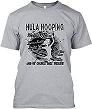 Love Hula Hooping Short Sleeve Shirt, T Shirts Gift Idea
