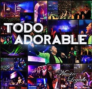 Todo Adorable Nuestro Legado Ebenezer Honduras Cd & DVD