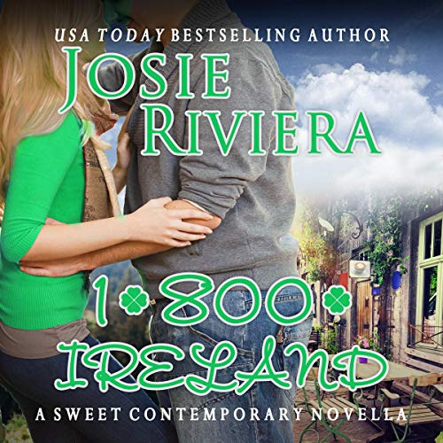 1-800-IRELAND (A Sweet Contemporary Romance Novella)  By  cover art