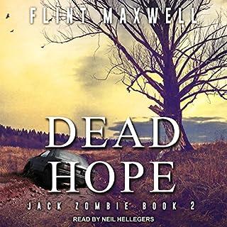 Dead Hope audiobook cover art