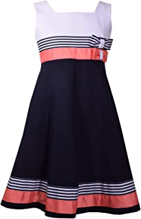 Girls Easter Scuba Special Ocassion Dress