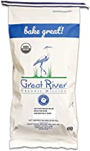 product image for Great River Organic Milling, Bread Flour Blend, Sunflower Millet Blend, Stone Ground, Organic, 50-Pounds (Pack of 1)