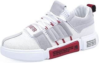 kaifongfu Mesh Breathable Shoes Men Enlightenment Casual Shoes