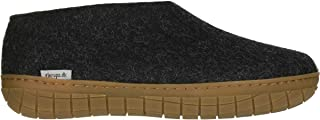 Glerups Unisex AR-02 - Felt Shoes With Rubber Sole