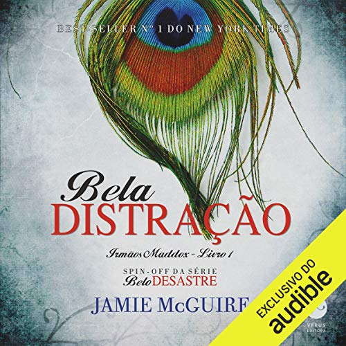 Bela distração - Irmãos Maddox - volume 1 [Beautiful Distraction - Maddox Brothers - Volume 1] cover art
