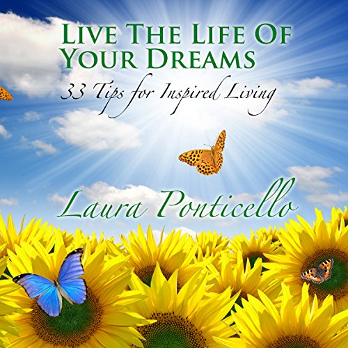 Live the Life of Your Dreams audiobook cover art