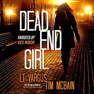 Dead End Girl audiobook cover art