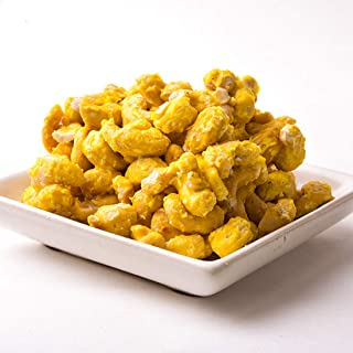 G Pulla Reddy (Hyderabad) Kaju Chikki Pakkam, Fresh Indian Andhra Food and Sweets, Made from Pure Ghee - 500 grams