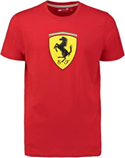Ferrari Men's Large Logo T-Shirt