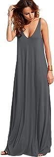 grey kaftan dress