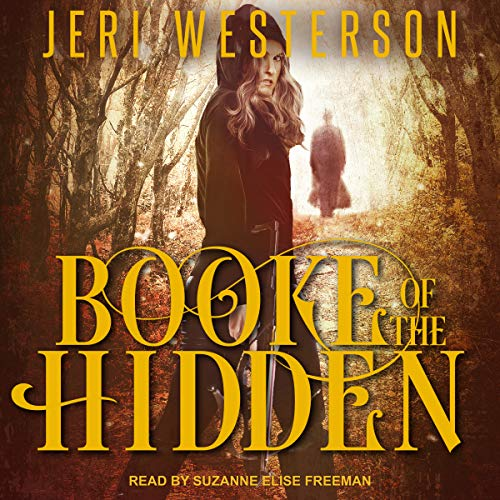 Booke of the Hidden audiobook cover art