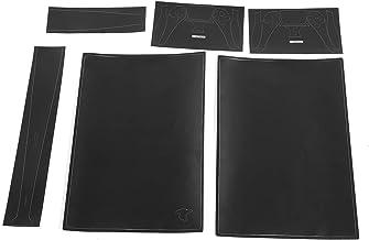 Peau pour PS5 Digital Edition, Autocollant de Console de Jeu à Couverture Complète en PVC et 2 Autocollants de Contrôleur,...