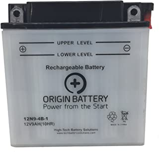 Origin 12N9-4B-1 Battery, Replaces ES12N94B1, and All Brands