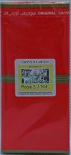 rose by swiss arabian for unisex 9 ml attar