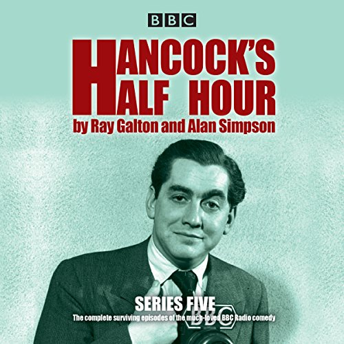 Hancock's Half Hour: Series 5 audiobook cover art