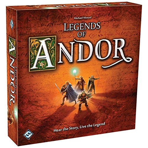 Fantasy Flight Games Legends of Andor