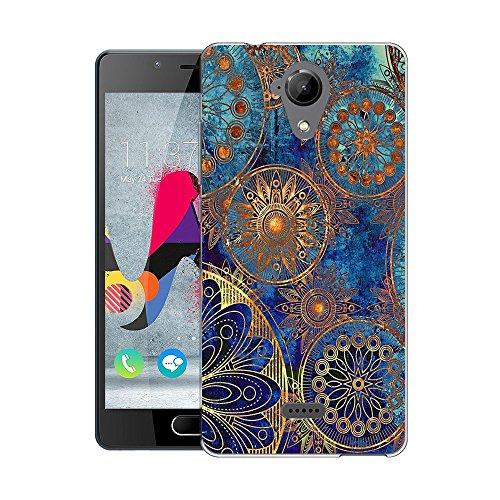 FoneExpert® Wiko U Feel Lite Tasche, Ultra dünn TPU Gel Hülle Silikon Case Cover Hüllen Schutzhülle Für Wiko U Feel Lite