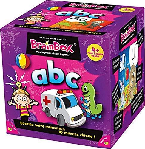 Brain Box - Juego de Memoria ABC en francés (47193320)