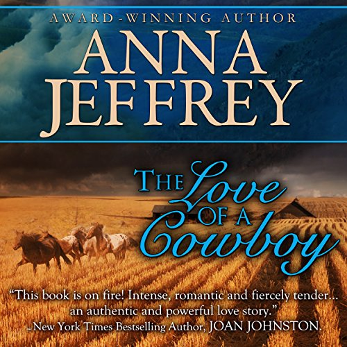 The Love of a Cowboy cover art